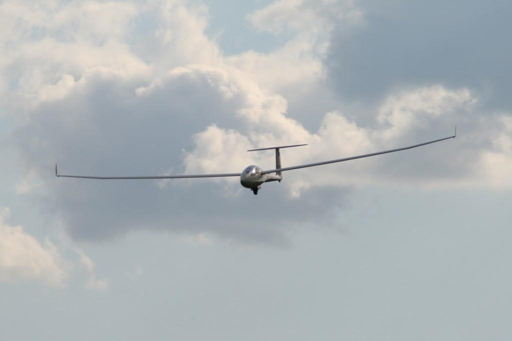Start in die Segelflugsaison 2013