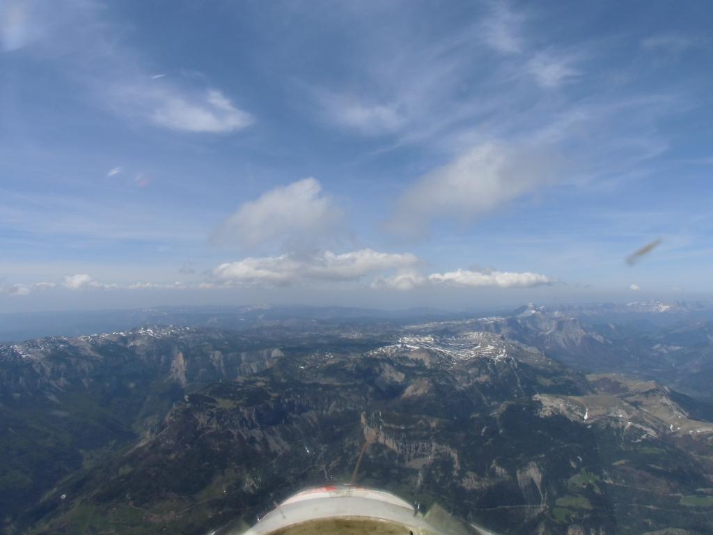 Blick Richtung Grenoble