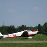 Motorselger der Segelfluggruppe Konstanz